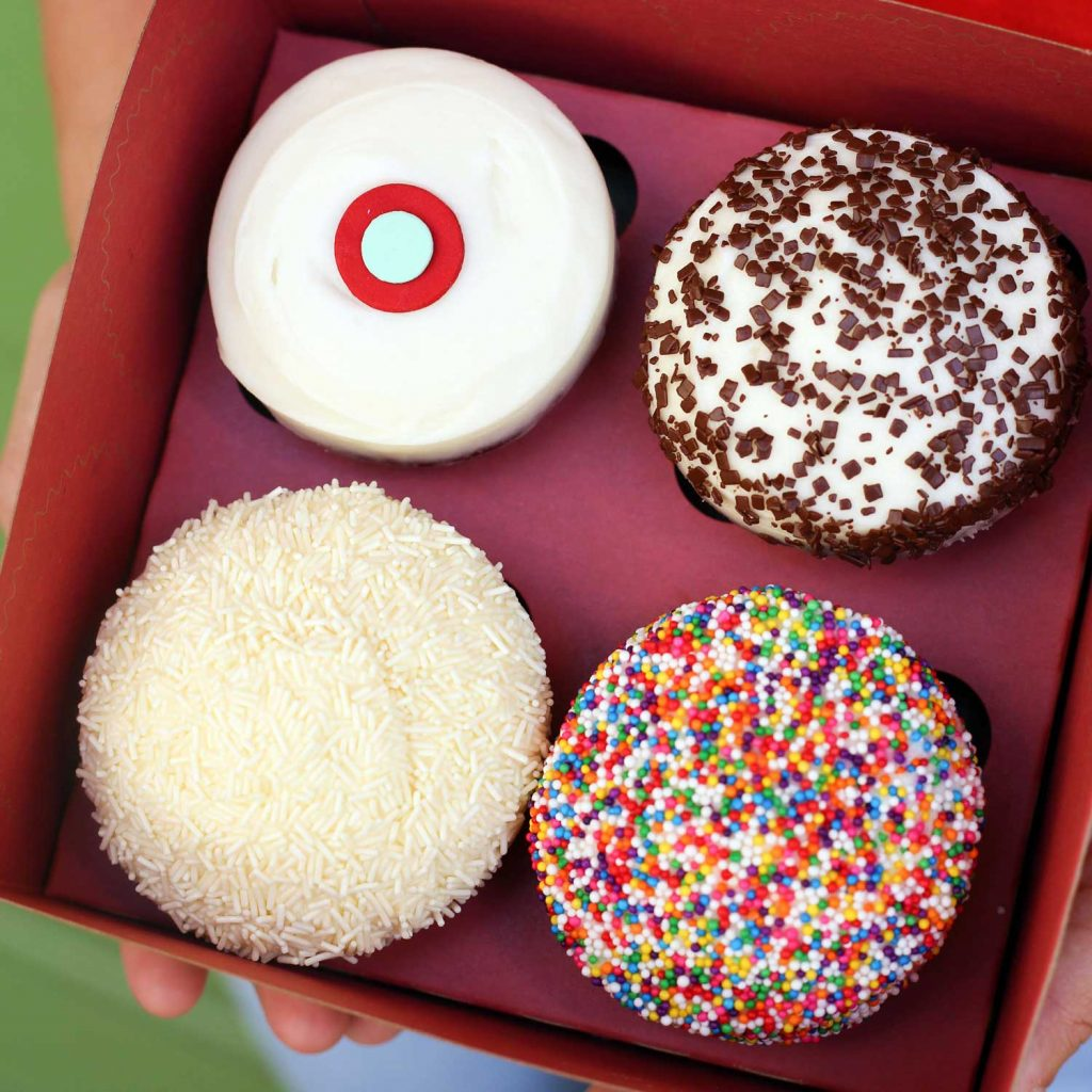 Image of Cupcakes in a Box