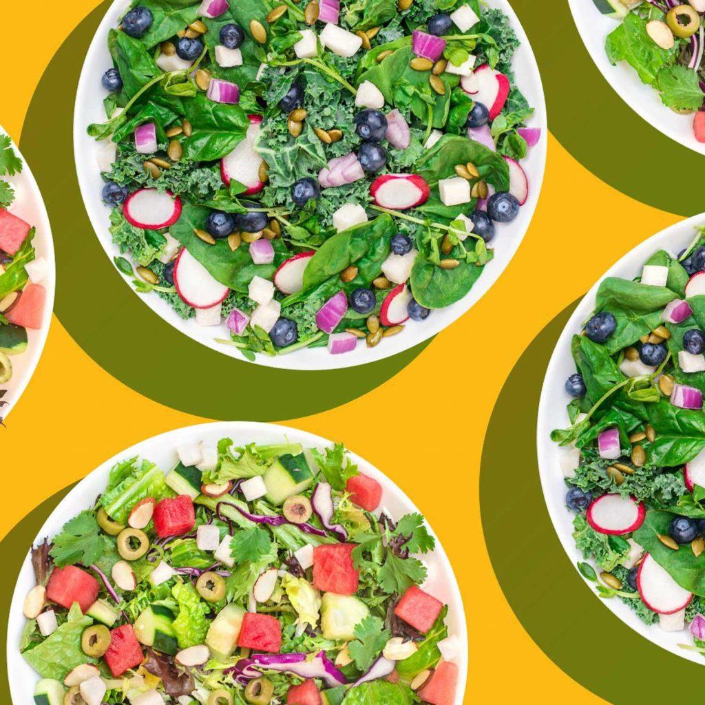 Image of Custom Salads