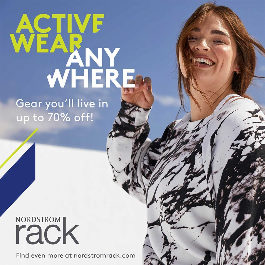 Image of Woman in Activewear
