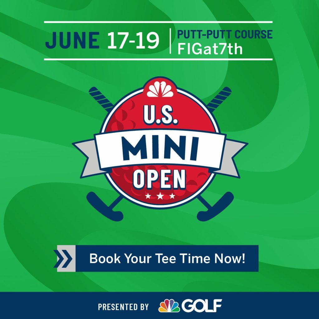 U.S. Mini Open Putt-Putt